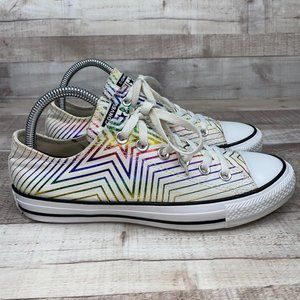 Converse Chuck Taylor All Star Lace Up Sneakers 8